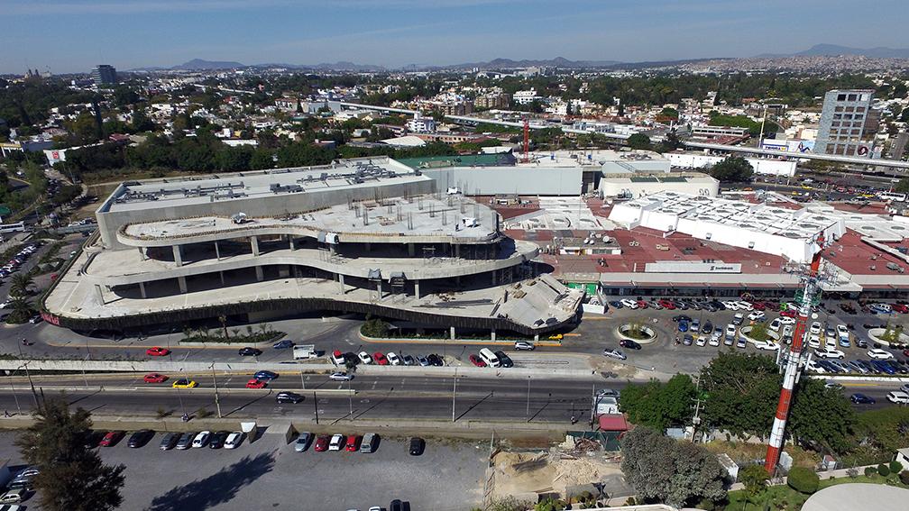 Plaza Patria Mall Expansion